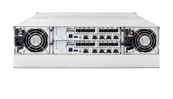 Storage Area Network RAID controllers