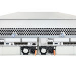 Dual controller Storage area network