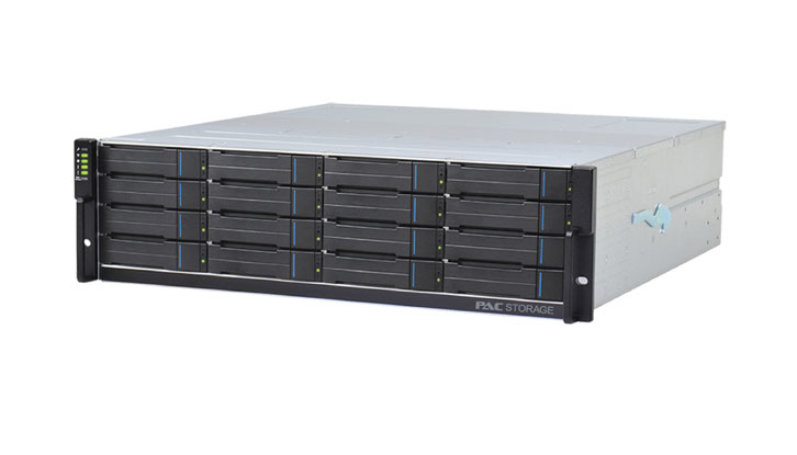 high performance and scalability NAS