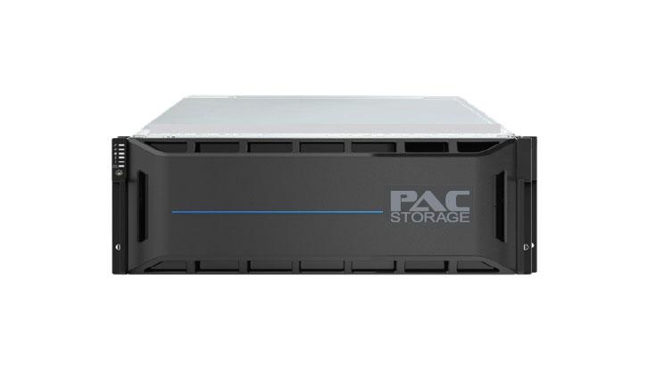High density network attached storage